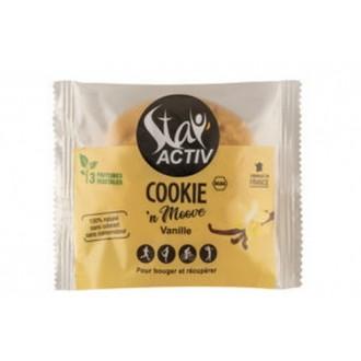 Cookies à la vanille bourbon de...