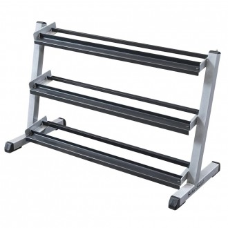 3-Tier Dumbbell Rack - Body-Solid