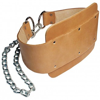 Leather Dipping Belt - Body-Solid
