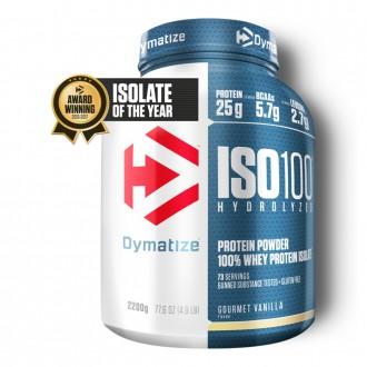 ISO 100 (2200g) - Dymatize