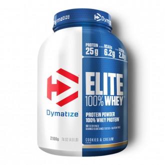Elite Whey (2100g) - Dymatize