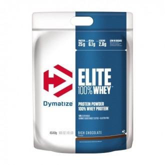 Elite Whey (4540g) - Dymatize