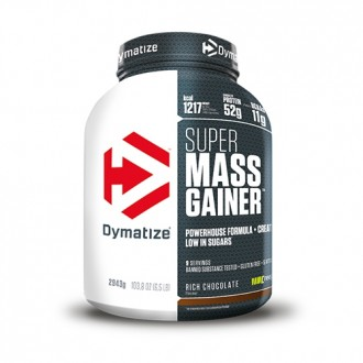 Super Mass Gainer (2943g) - Dymatize