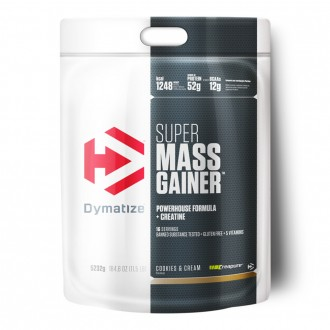 Super Mass Gainer (5232g) - Dymatize