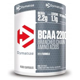 BCAA 2200 Caps (400) - Dymatize