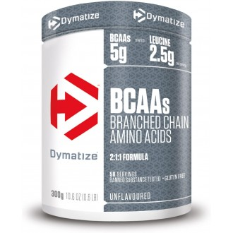 BCAA 2:1:1 Powder (300g) - Dymatize