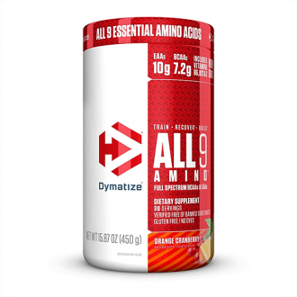 All 9 Amino (30 serv) - Dymatize