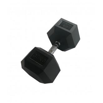 Haltère hexagonale 35 kg x1 - Sveltus