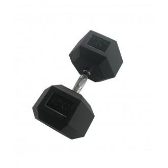 Haltère hexagonale 40 kg x1 - Sveltus