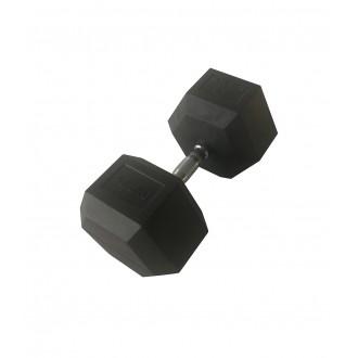 Haltère hexagonale 42.5 kg x1 - Sveltus