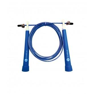 Corde à sauter speed bleu - Sveltus