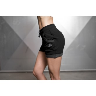 Aurora Double Short (Black) - Body...
