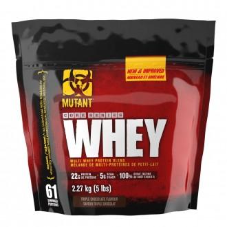 Mutant Whey (2270g) - Mutant