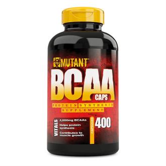 Mutant BCAA Caps (400) - Mutant