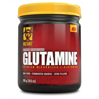 Mutant Core Series L-Glutamine (300g)...