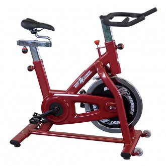 Best Fitness Vélo spinning - Body-Solid