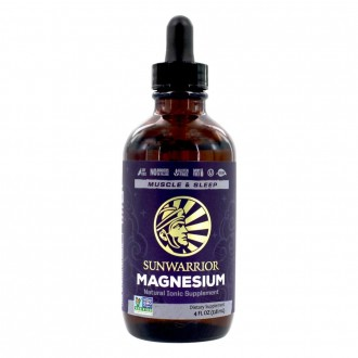 Magnesium Liquid (118ml) - Sunwarrior