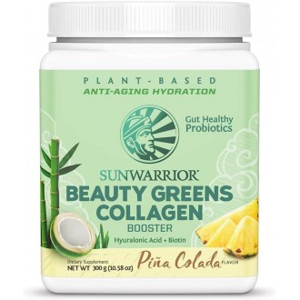 Beauty Greens Collagen Booster (300g) - Sunwarrior