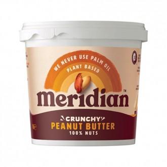Peanut Butter (1x1000g) - Meridian Foods