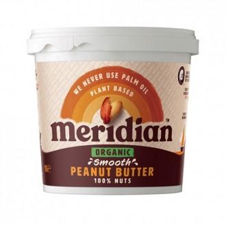 Organic Peanut Butter (1x1000g) -...