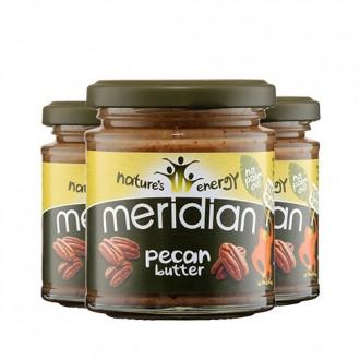 Pecan Butter (3x170g) - Meridian Foods