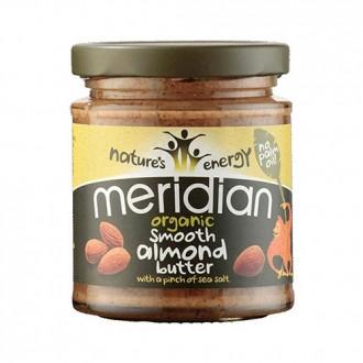 Organic Almond Butter (6x170g) -...