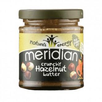Hazelnut Butter (6x170g) - Meridian...