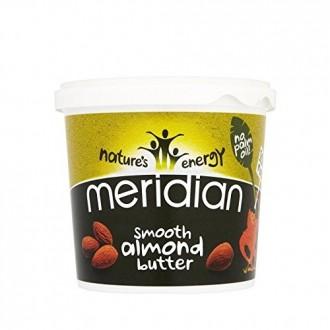 Almond Butter (6x454g) - Meridian Foods