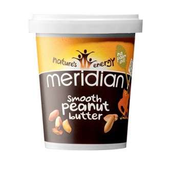 Peanut Butter (6x454g) - Meridian Foods
