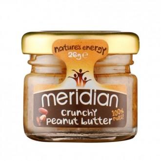 Peanut Butter (45x26g) - Meridian Foods