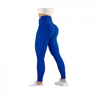 Leggings Perfect Shape Blue - Zec+...