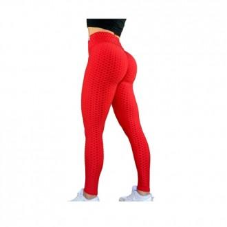 Leggings Perfect Shape Red - Zec+...