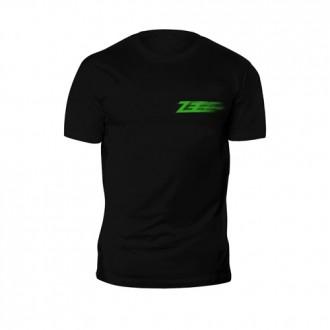 T-Shirt Momentum Shirt Black - Zec+...