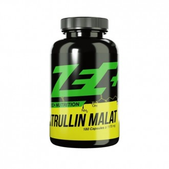 Citrulline Malate (180 Caps) - Zec+