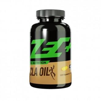 CLA Oil (120 Caps) - Zec+