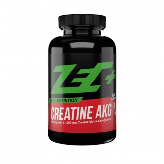 Creatine AKG (180 Caps) - Zec+