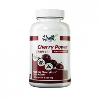 Health+ Cherry Power (90 Caps) - Zec+
