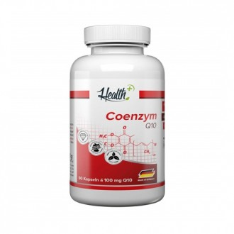 Health+ Coenzym Q10 (90 Caps) - Zec+