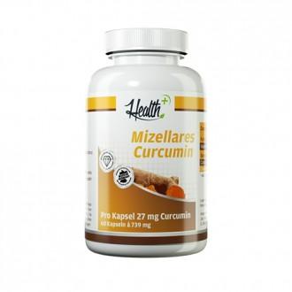 Health+ Curcumin (60) - Zec+