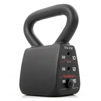 PowerBlock Kettlebell Ajustable PBKB