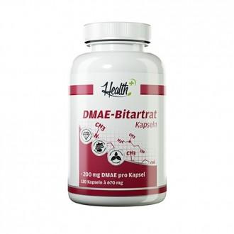 Health+ DMAE- Bitartrat (120) - Zec+