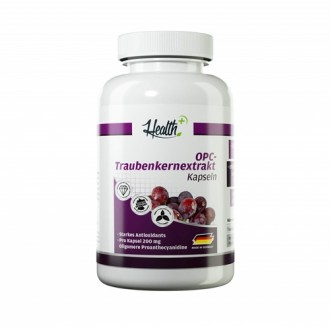 Health+ Grape Seed Extract (120 Caps)...