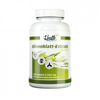 Health+ Olive Leaf Extract (120) - Zec+