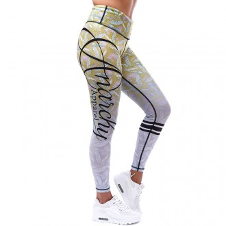 Anarchy Apparel Leggings Cloverfield,...
