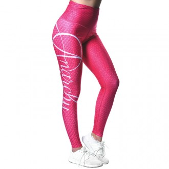 Anarchy Apparel Leggings, Magenta