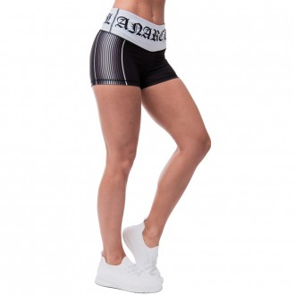 Anarchy Apparel Hot Pants, Monochrome