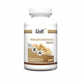 Health+ Phosphatidylserin (120) - Zec+
