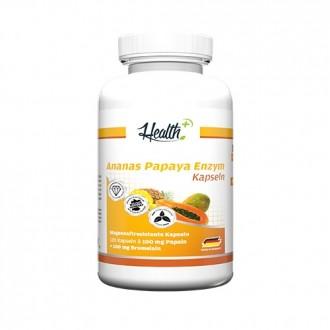 Health+ Pineapple-Papaya Enzyme (120)...