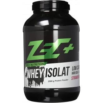 Whey Isolate (2500g) - Zec+