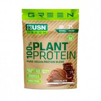 100% Plant Protein (900g) - Usn